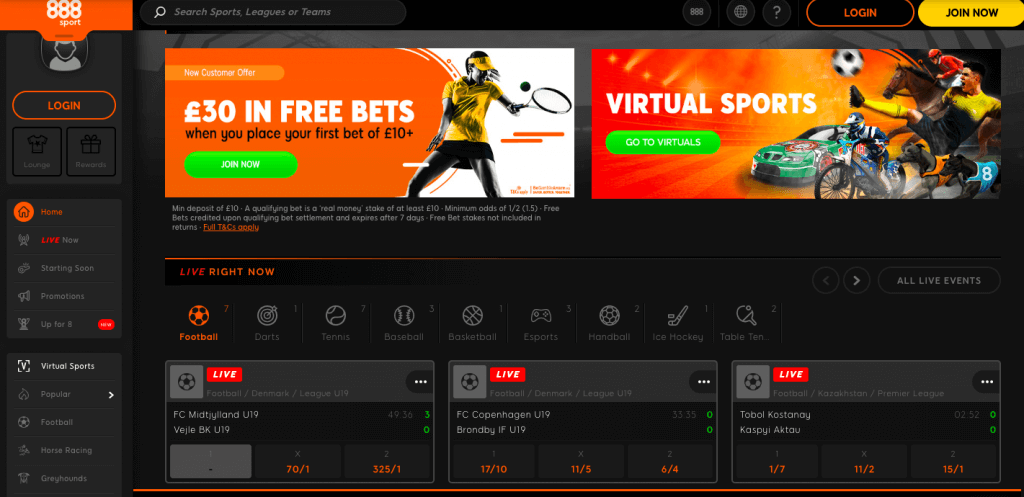 888sport website bettingsites review