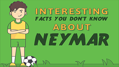 facts about neymar infographic featured image bettingmate