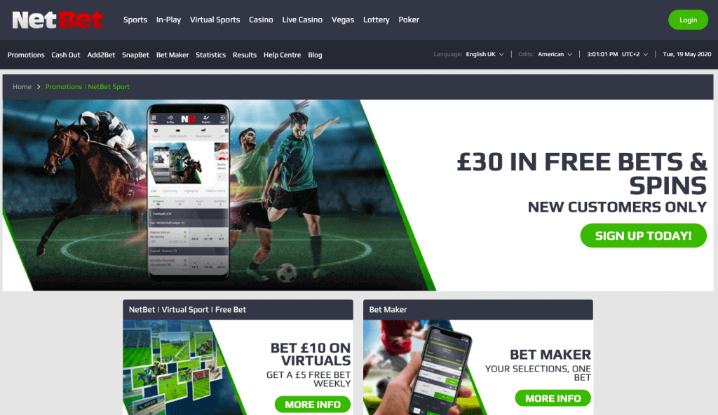 netbet promotions bettingsites review