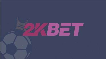 2KBET logo bettingsites review