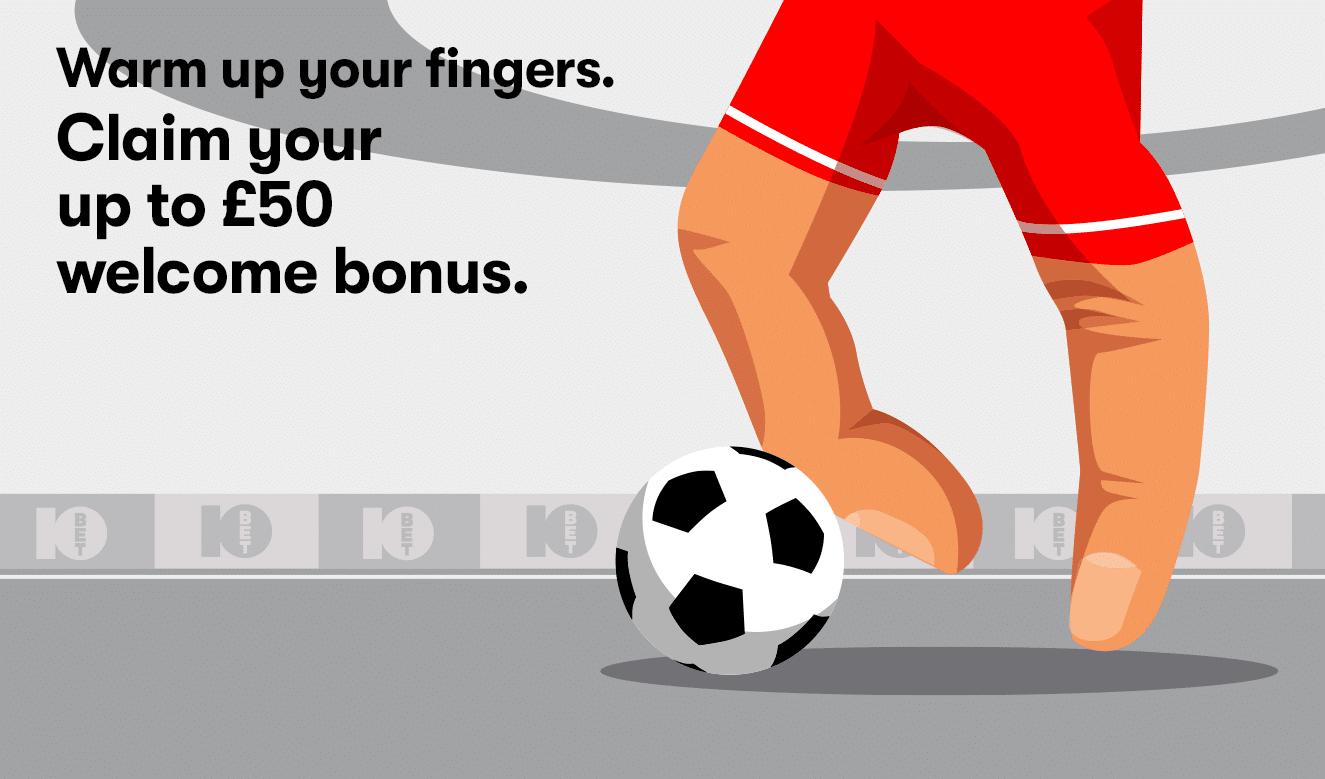 10bet welcome bonus image bettingmate.uk
